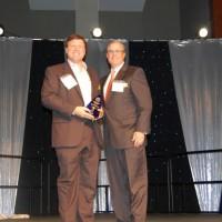 HG receiving NC Tech Award